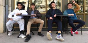YOUNG STEP Quartet