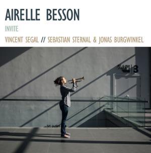 AIRELLE BESSON - Scène Sacem Jazz