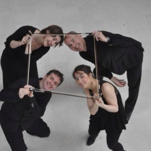 Conte d'hiver / Quatuor Thymos - Xavier Phillips - Schubert, Webern, Dejours