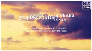 4 Years of 324 Records