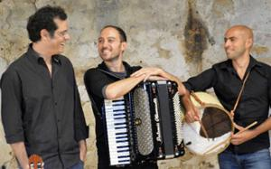 CAFE-CONCERT : TRIO BELCONTE