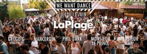 Plage We Want Dance