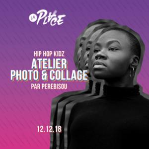 Hip Hop Kidz • Atelier photo & collage par Perebisou