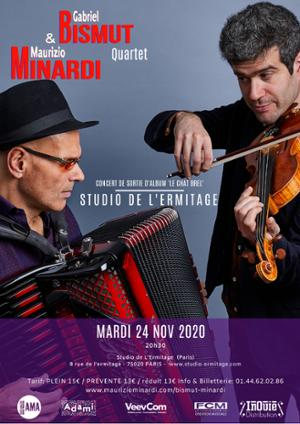 Gabriel Bismut & Maurizio Minardi présentent