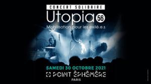 Concert solidaire Utopia 56 / Telegraph · 21 Juin · Holseek