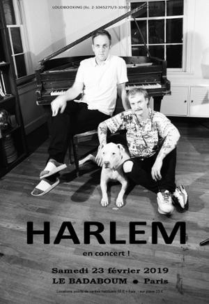 Harlem en concert au Badaboum