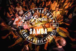 Roda de Samba de Zabumba | à la Marbrerie