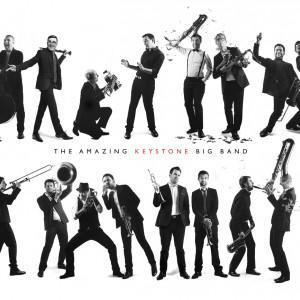 The Amazing Keystone Big Band joue West Side Story  / Bastien Ballaz - Jon Boutellier - Fred Nardin - David Enhco