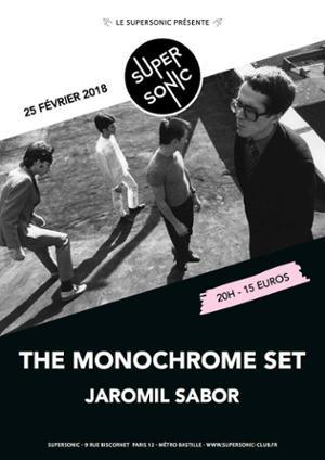 The Monochrome Set (Legendary Pop since 78) • Jaromil Sabor