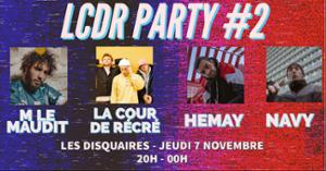 LCDR Party #2
