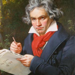Le Piano, tête d'affiche / Ludwig van Beethoven, Les 5 dernières sonates