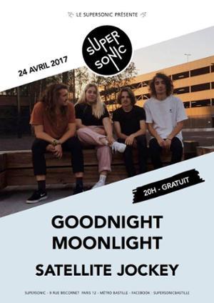 Goodnight Moonlight • Satellite Jockey // Supersonic - Free