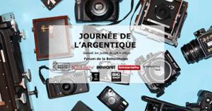 JOURNEE DE L'ARGENTIQUE