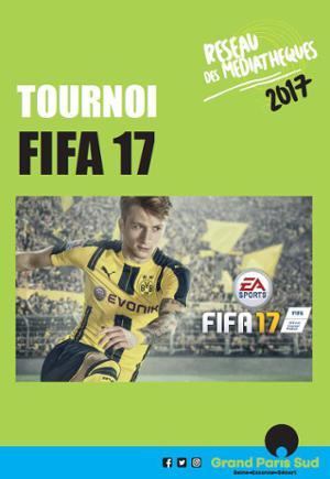 Tournoi Fifa 17 des médiathèques