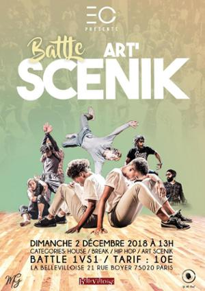 BATTLE ART'SCENIK