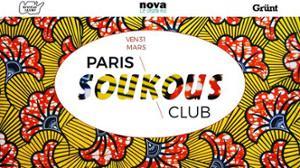 Paris Soukous Club x Kaïnf (Grünt) All Night Long