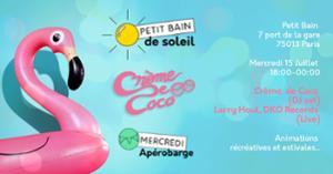 Crème de Coco invite Larry Houl