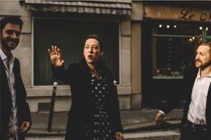 Charlotte PLANCHOU Quartet « Made in France »