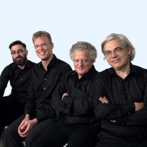 Quatuor Arditti / C. Mason, C. Maïda, B. Jolas
