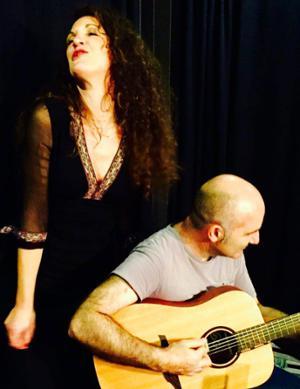 JAZZ BRUNCH w/ SABRINA YACTINE & ERIC LEGRAND