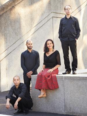 "Leila Olivesi ""Utopia"" Quartet"