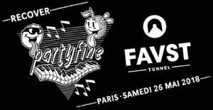 Faust x Partyfine pres. Recover : Yuksek & friends