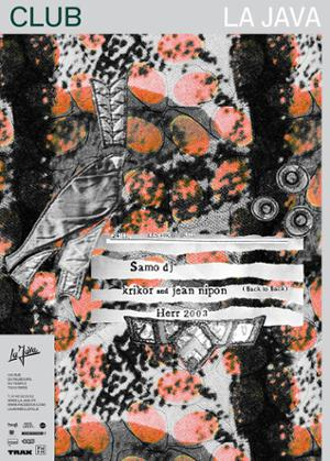 SAMO DJ / Krikor B2B Jean Nipon / Herr2003