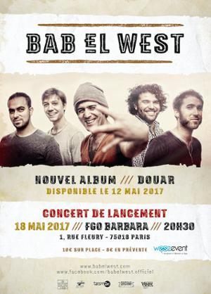 Bab El West présentera Douar sur la scène de FGO Barbara