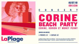 Corine Beach Party