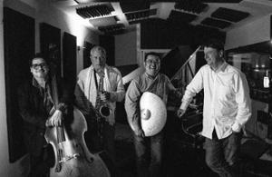 Denis GANCEL Quartet « Bric A Brac »
