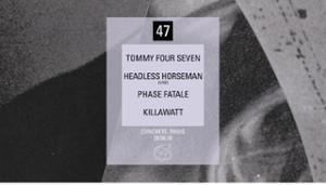 Concrete [47]: Tommy Four Seven, Headless Horseman live, Phase Fatale, Killawatt