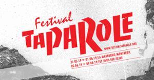 Le Festival TaParole à la Marbrerie - Jour 1