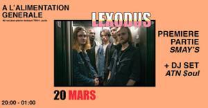 Lexodus x SMAY's x ATN $OUL