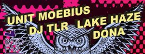 Creme Organization w/ Unit Moebius / Dj TLR / Lake Haze / Dona @Batofar