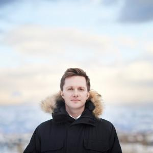 James McVinnie / Glass, Muhly