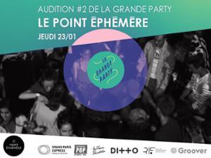 LA GRANDE PARTY