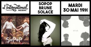 SoPop • Brune • Solace