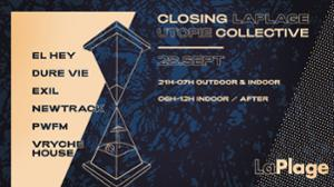 Closing LaPlage : Utopie collective