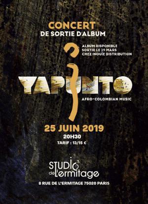 YAPUNTO! : un nouveau souffle pour les musiques afro-colombiennes