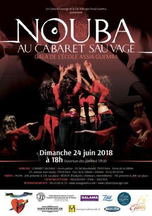 NOUBA - Gala de danse de l'Ecole Assia Guemra
