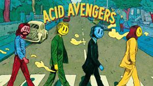 Acid Avengers x LaPlage w/ Woody McBride, Ceephax, Acidolido