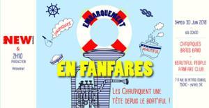Chaupiques Brassband + Beautiful People Fanfare Club