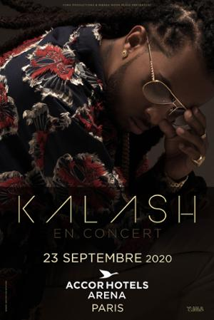 Kalash AccorHotels Arena, Paris • 23 septembre 2020
