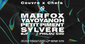 Couvre x Chefs : Marfox Yayoyanoh Petit Piment Sylvere BJF