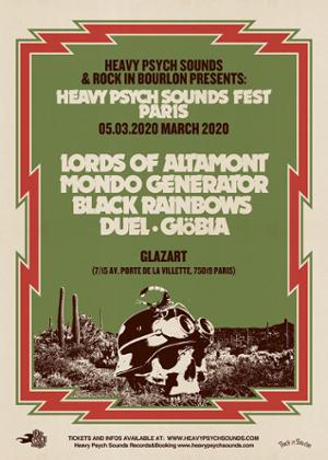 Heavy Psych Sounds Fest Paris