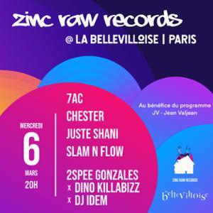 ZINC RAW RECORDS