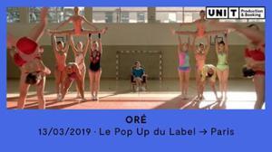 ORÉ en concert au Pop Up! - 13/03/2019