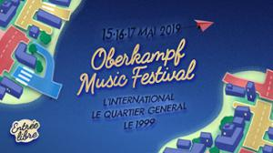Oberkampf Music Festival // 15-16-17 Mai