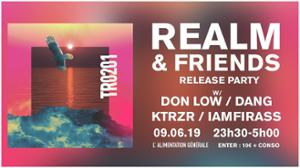 Realm & Friends : EP Release Party