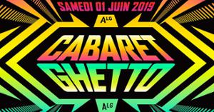 Cabaret Ghetto djs Stay Reo - Afroriot - Julio Inti